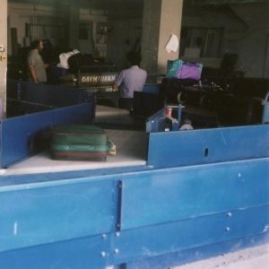Ταινίες Προώθησης Αποσκευών