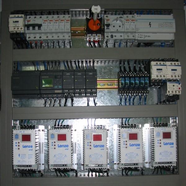 Ηλεκτρολογικοί Πίνακες - Αυτοματισμοί