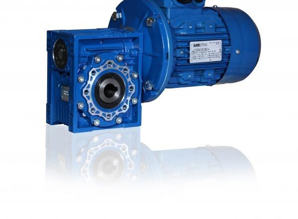 Gearmotor NMRV