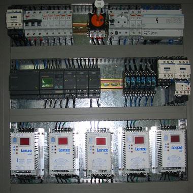 Ηλεκτρολογικοί Πίνακες – Αυτοματισμοί
