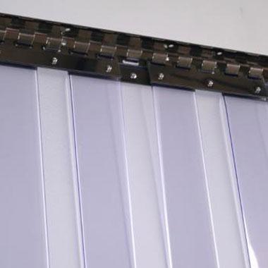 Κουρτίνες PVC